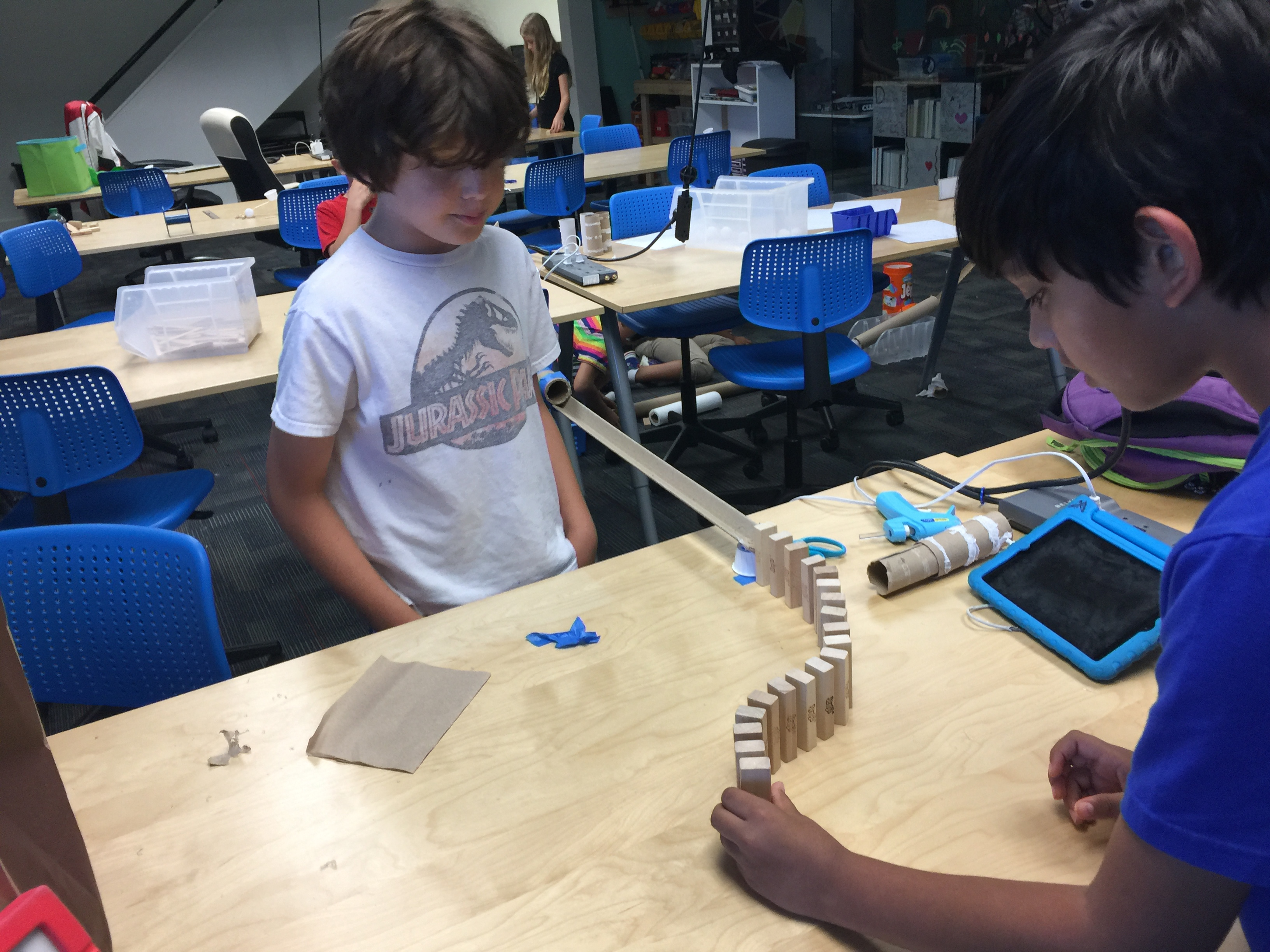 makerspace, engineering for kids
